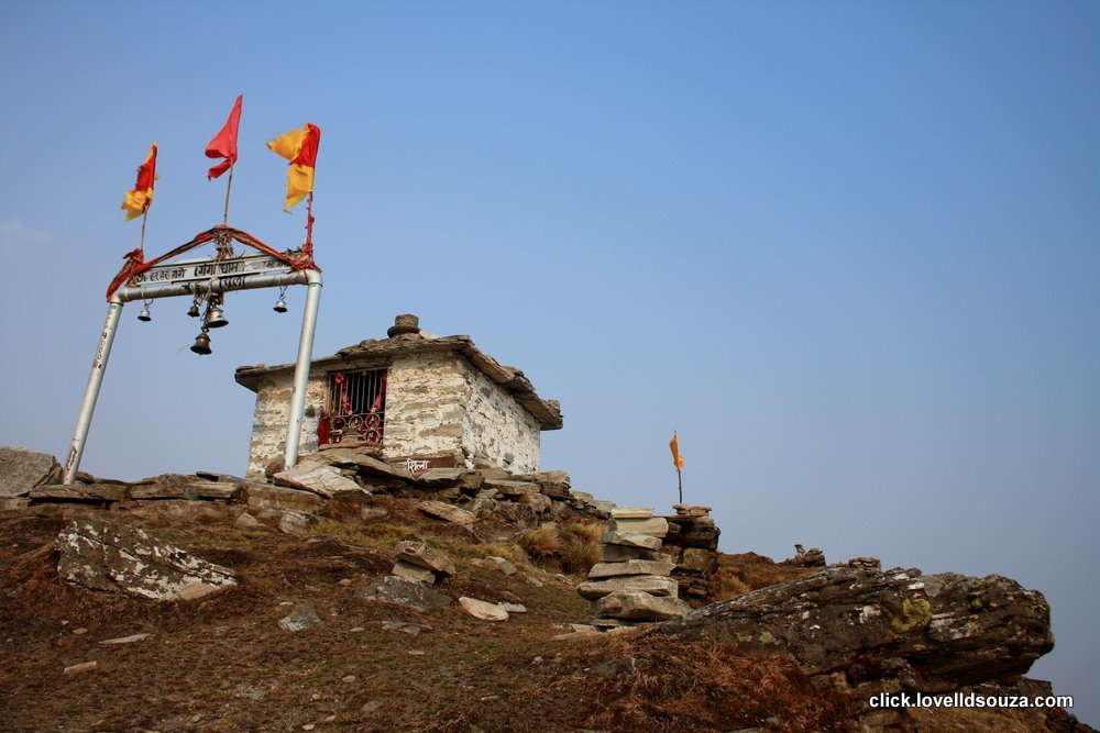 Chandrashila - Four Kilometers Above Sea Level