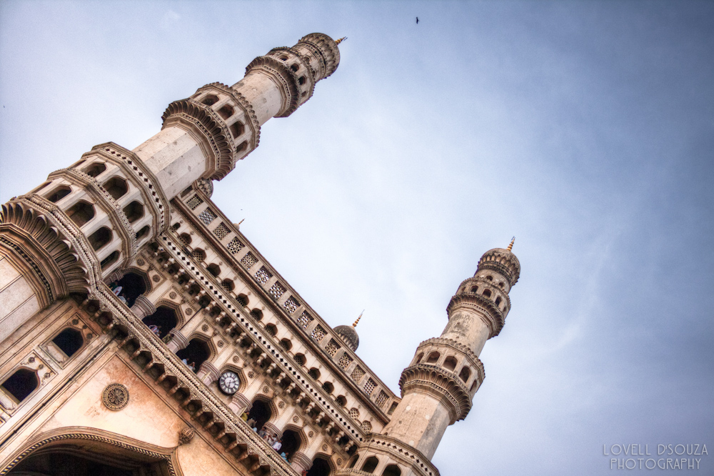The Beautiful Charminar