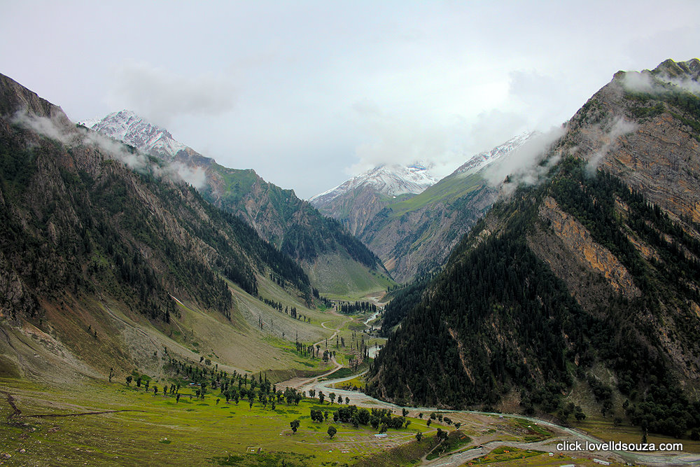 Path to the Amarnath